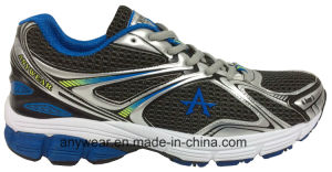 Athletic Men Footwear Gym Sports Shoes (815-3108) pictures & photos