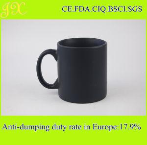 Eco-Friendly 20oz Matte Black Ceramic Mug Cups
