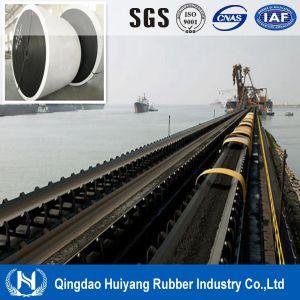 EPDM Fabric Heat Resistant Rubber Conveyor Belt