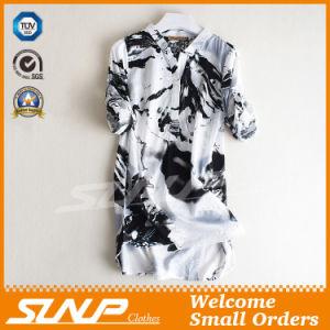 OEM Printing Ladies Fashion Shirt pictures & photos