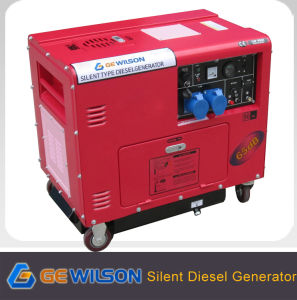 Super Silent Type Diesel Generator Sets pictures & photos