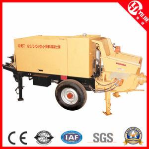 12m3/H High Efficiency Concrete Pump for Construction Machinery pictures & photos