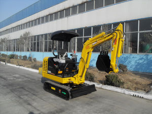 Mini Excavator for Sale Cheap pictures & photos
