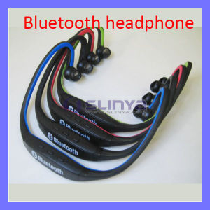 Wireless Color Bluetooth Sport Stereo Headphone for Cellphone (SL-212) pictures & photos