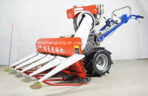 Mini Rice & Wheat Reaper 4gl-120 for Power Tiller pictures & photos