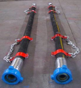 API 7k Oilfield Hydraulic Drilling Rotary Hose pictures & photos