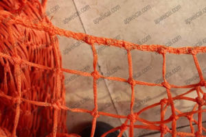 HDPE Braided Knotted Netting 4mm X 40mm X 40mm Opening pictures & photos
