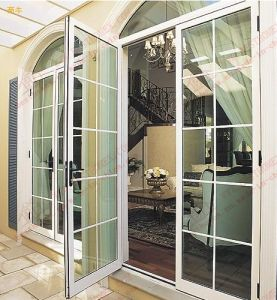 Professional Manufacturer of Aluminium Arch Door (BHA-DCA04) pictures & photos