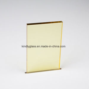 4-8mm Crystal Yellow Tinted Glass pictures & photos