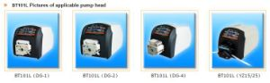 Touch Screen Technology Intelligent Flow Peristaltic Pump pictures & photos