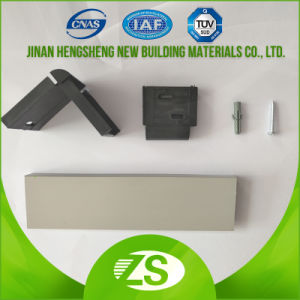 Jinan Manufacture 100mm Width Kitchen Skirting Board Outdoor pictures & photos