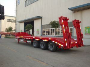 ISO CCC SGS Approved Low Bed Trailer pictures & photos
