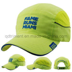 Fashion Polyester Custom Outdoor Leisure Sport Golf Cap (TMR0765) pictures & photos