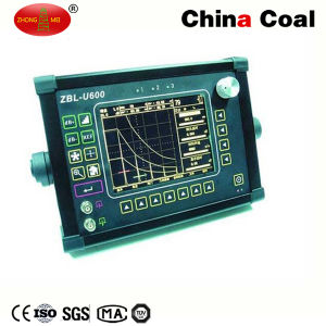Zbl-U600 Portable Digital Ultrasonic Flaw Detector pictures & photos