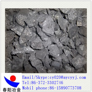 China Raw Material Calcium Silicon/Sica for Steelmaking pictures & photos
