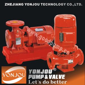 Pipeline Energy Saving Fire Fighting Pump pictures & photos