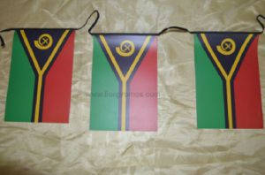 Personalized Printing Public Campaign Celebration Decoration String Flag pictures & photos