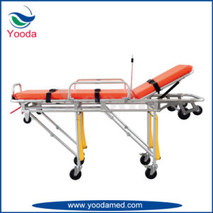 Low Position Aluminum Alloy Ambulance Stretcher pictures & photos