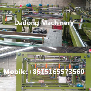 Full Automatic Plywood Core Veneer Jointing Machine Woodworking Machinery pictures & photos