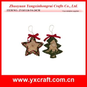 Christmas Decoration (ZY16Y136-5-6 24CM) The Star Christmas pictures & photos