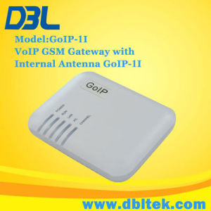 DBL VoIP GSM Gateway with Internal Antenna GoIP-1I pictures & photos