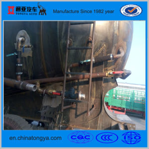 China Ctac V Shape Bulk Cement Tank Semi Trailer pictures & photos
