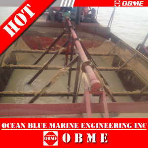 African Sand Pumping Dredger with Model-Obmejsd01A