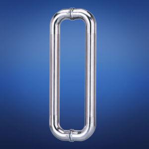 Stainless Steel Household Hardware Glass Door Handle (HS01004)