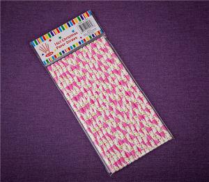 Stripe Drinking Straws Paper Straws FDA Grade Paper Straws Eco Straws pictures & photos
