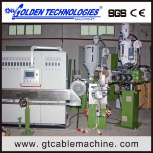 Communication Cable Wire Extrusion Line pictures & photos