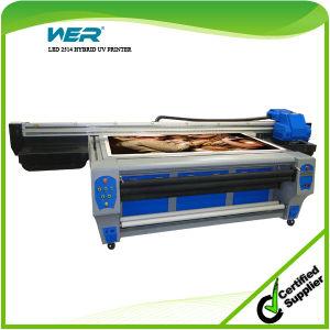 UV Glass Printing Machine LED UV Flatbed & Roll Printer Printing Machine for Aluminium pictures & photos