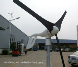 600W Horizontal Wind Turbine Mill Suitable for Low Wind Area pictures & photos