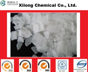 Technical Grade/Industrial Grade Caustic Soda Flake with Good Price, 25kg Per Bag pictures & photos