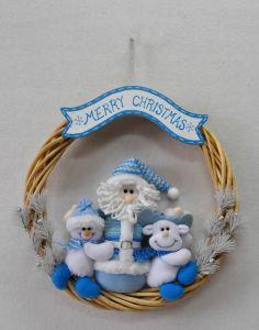 Xmas Doll Wreath 2016 New Design pictures & photos