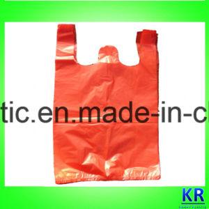 HDPE Vest Carrier Bags/Plastic Bags/T-Shirt Bags pictures & photos