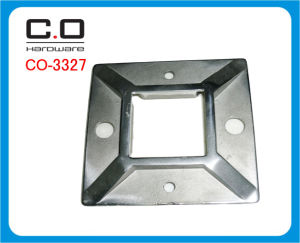 Stainless Steel Pipe Base Plate Co-3327 pictures & photos