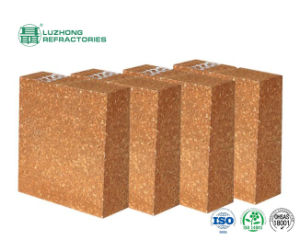 Standard Grade Magnesia Alumina Spinel Brick-Sgmlj-85 pictures & photos