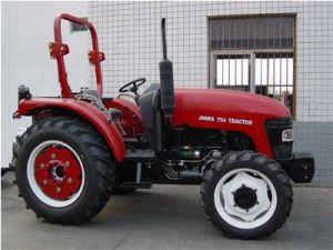 Tractor (JM754) 75 HP, 4 Wd