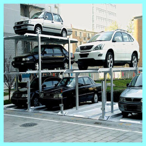 Advanced Parking Garage Equipment Underground Parking System Smart Parking Lift pictures & photos