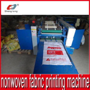 Non Woven Fabric Roll Bag Print Machine China Supplier Manufacturer pictures & photos