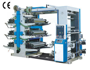 PE and PP Bag Flexo Printing Machine (YT-61000) pictures & photos