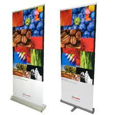 Popular Roll up Banner Stand up (URB-2) pictures & photos