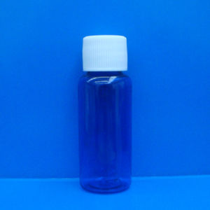 15ml Pet Blue Bottle with Screw on Cap pictures & photos