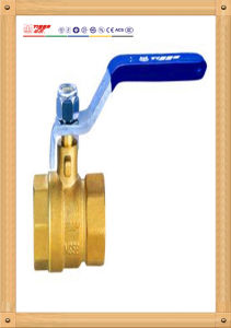 Threaded Ball Valve with Lever Handle T01018