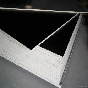 9 Ply Marine Plywood with Black Film for Building Work pictures & photos
