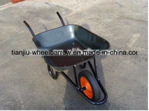 Hot Sale Heavy Duty Steel Wheel Barrow (wb3806) pictures & photos