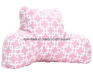 Majestic Home Goods Links Reading Pillow, Soft Pink pictures & photos