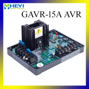 Gavr-15A General AVR Automatic Voltage Regulator for AC Brushless Generator pictures & photos