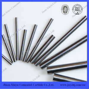 Single Straight Coolant Hole Tungsten Carbide Rods / Cemented Carbide Rods pictures & photos