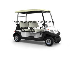 2016 New Model 4 Seater Electric Golf Cart (RSE-204N) pictures & photos